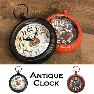 Antique Round Clock American