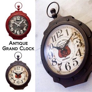 Antique Land Clock American