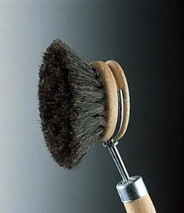 Frying Pan Brush