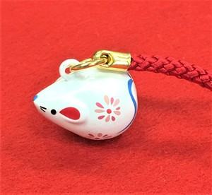 Fortune Zodiac Mouse Cell Phone Charm