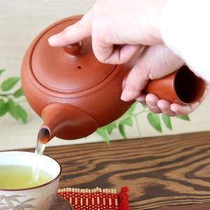 常滑焼ビッグな朱泥急須1個★常滑焼/日本製/急須/新茶/お茶/ティー/緑茶/煎茶/ほうじ茶/玄米茶