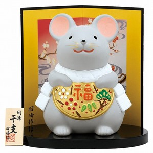 Better Fortune Zodiac Fortune Ornament Good Luck Gold Decoration Yokozuna