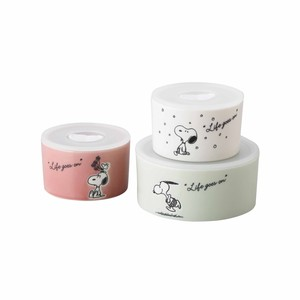 Snoopy Microwave Oven 3 Pcs Set