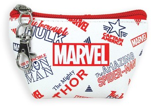 Tease Marvel Triangle Mini Pouch Flyer