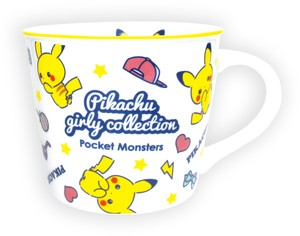 Pocket Monster Mug Girly Collection Flyer