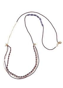 Tray Glass Beads Necklace