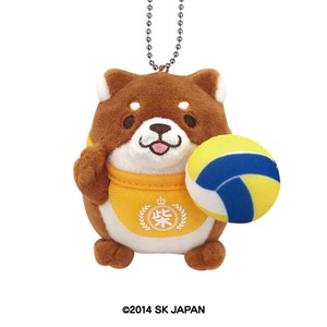 Soft Toy Ball Chain Valley