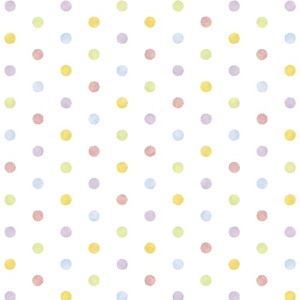 Wrapper Colorful Dot Half Sheet Whole Sheet