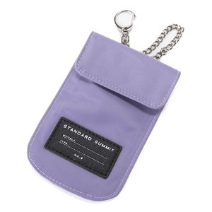Nylon Radio Waves Key Case Ladies