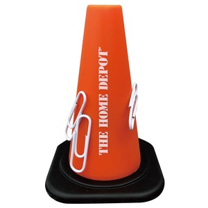 HOMEDEPOT SAFETY CONE CLIP HOLDER ホームデポ クリップホルダー アメリカン雑貨