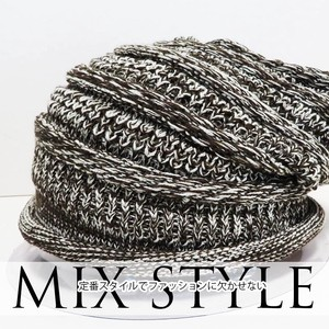 A/W Leisurely Knitted Cap Mix Design Ladies