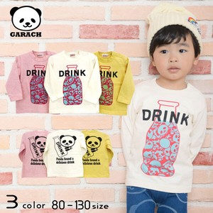[2019NewItem] Drink Panda Bear Long Sleeve T-shirt