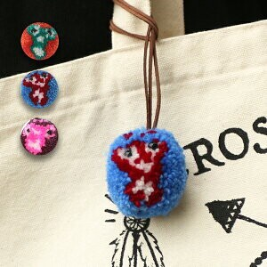 Bonbon Charm Decoration Fancy Goods Strap Bag Charm Ethnic