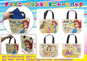 [2019NewItem] Sales Promotion Disney Princes Bag