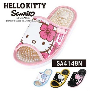 A4 Sanrio Hibiscus Kitty Healthy Sandal Assort 12 Pairs