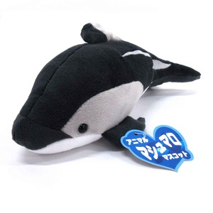 Soft Toy Doll Fluffy Feeling Marshmallow Mascot Dolphin