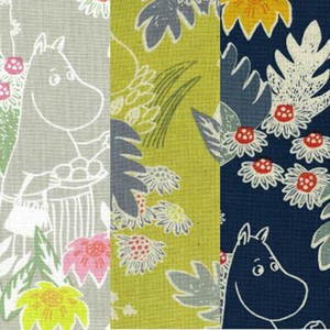 Fabric Character The Moomins Canvas