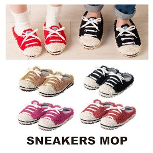Sneaker Mop Remove Slipper Micro fiber Room Shoe