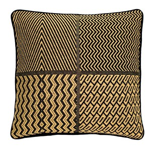 African Motif Cushion Cover