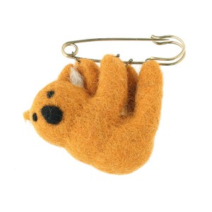 Brooch pin Animal