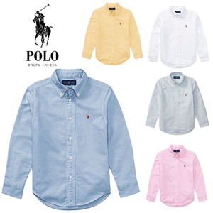 Flow Long Sleeve Shirt Boys POLO