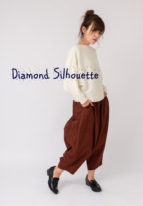 Twill Diamond Pants