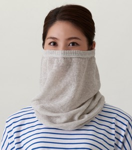 Funwari Cotton/hemp Neck Cover