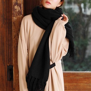 A/W Basic Long Stole Fancy Goods Scarf