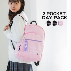 Pocket Pack Daypack Backpack