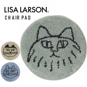 Scandinavia Sketch cat Chair Pad Gift Christmas