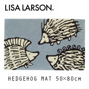 Scandinavia Hedgehog Brothers Doormat