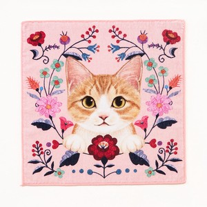 Flower Cat Mini Towel Shop