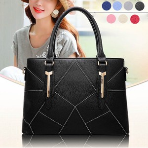 Bag Ladies Fine Quality Leather Shoulder Bag Handbag Business Bag Plain Commuting