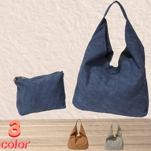 Shoulder Bag Mini Pouch Attached 3 Colors