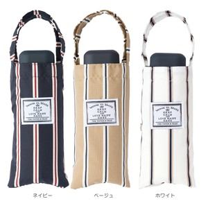 A/W Tote Bag Ivy Stripe
