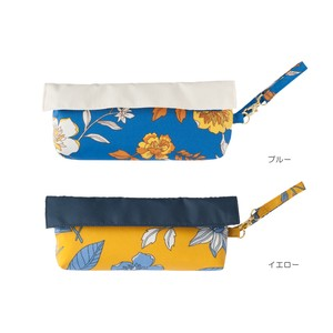 A/W Compact Pouch Bold Flower