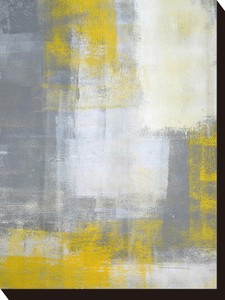 キャンバスパネル Art Panel  T30 Galler Grey and Yellow