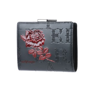 Rose Two Coin Purse Wallet