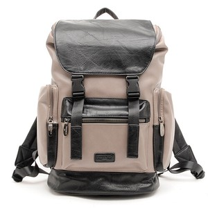 Flap Attached Backpack