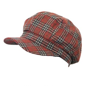 Casquette Checkered Ladies Men's A/W 5 Colors