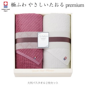 Towel Towel Large Format Bathing Towel 2 Pcs Set Gift Set