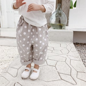 Children's Clothing Pants Dot Kids Casual Korea