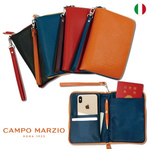 Italy Brand Journal Cover Passport Case Fancy Goods Storage Trip