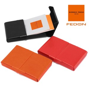 Italy Brand Business Card Holder S smooth Business Card Holder Business