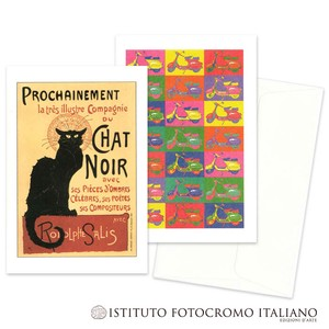 Italy Brand Greeting Card