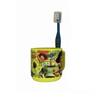 Stand Cup Toothbrush Set Toy Story