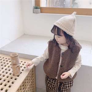 Children's Clothing Top Vest Kids Casual Korea