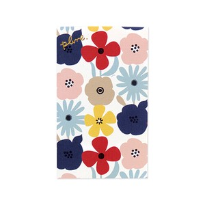 Plune Notebook Flower [2019NewItem]