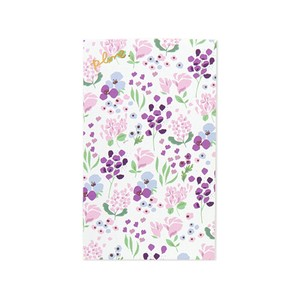 Plune Notebook Lavender Flower [2019NewItem]