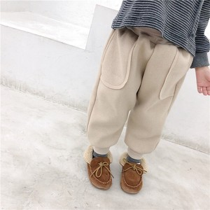 Children's Clothing Pants Easy Pants Kids Casual Korea